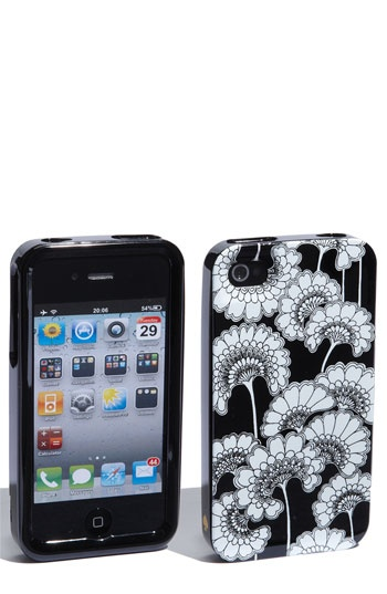 kate spade new york 'japanese floral' iPhone 4 & 4S case