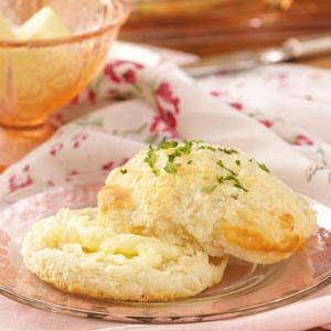 Blue Cheese Biscuits Recipe. I love anything with blue cheese!