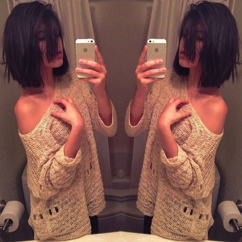Maybe someday... haven't had my hair this short EVER