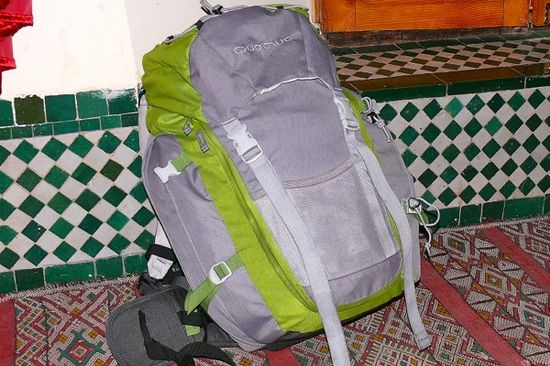 Packing for Morocco:  How I Fared Going Carry-On Only