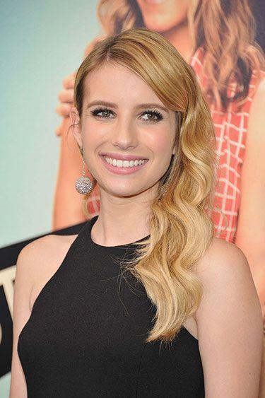 The Best Celebrity Eyebrows - Emma Roberts