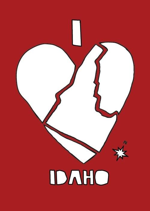 I love Idaho.