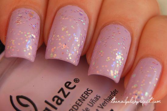 Pretty #Pastels #Nails
