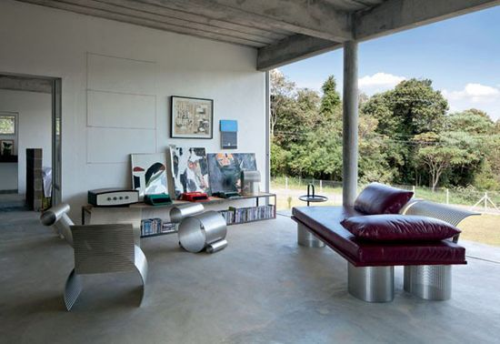 The home of Rodrigo Edelstein