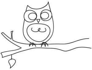 embroidery pattern #owl #embroidery #pattern