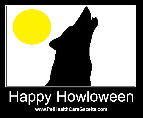 Happy Howloween from Pet Health Care Gazette