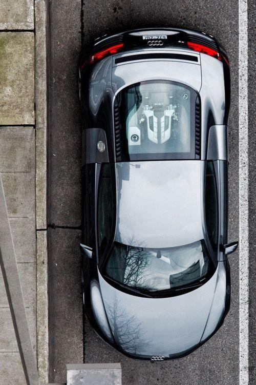 #R8 #Audi