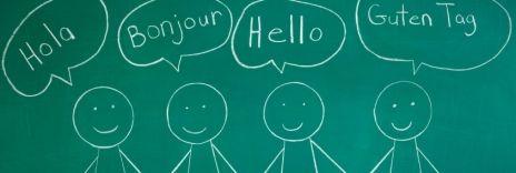 nauka języków obcych na wesoło