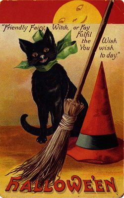 Happy Samhain!   by Solitaire Miles, via Flickr