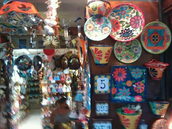 Otranto hand made shop