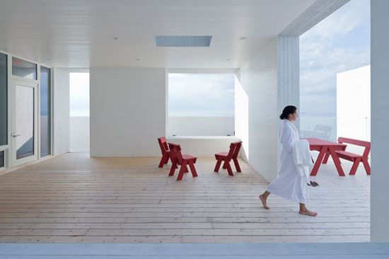 FOGO Island Inn By Saunders Architecture In Newfoundland, Canada