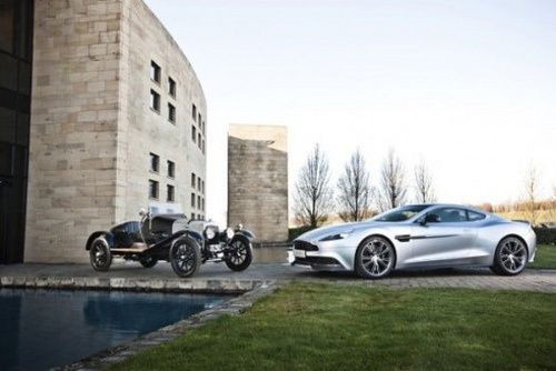 Aston Martin Celebrates 100th Anniversary With Limited Edition Car - TheTopTier.net - The Best in Luxury and