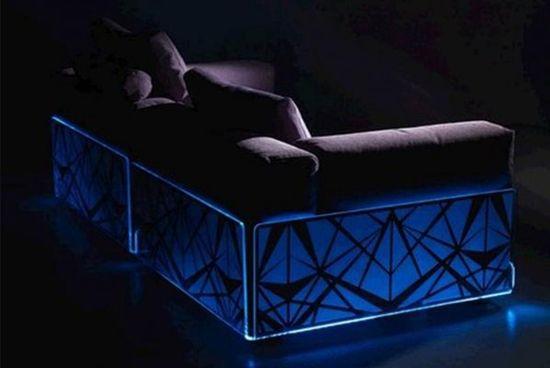 Best Sofa Led creative design for home Interiors