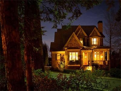 Cozy Craftsman Home