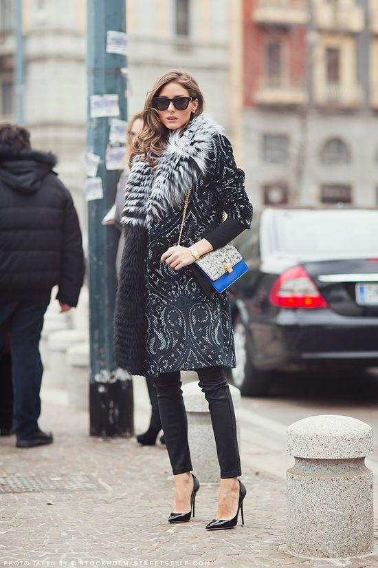 Olivia Palermo -#streetstyle #streetfashion #ownstyle #fashion