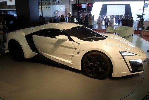 Introducing the Arab World's First High Performance Luxury Sports Car (UPDATED