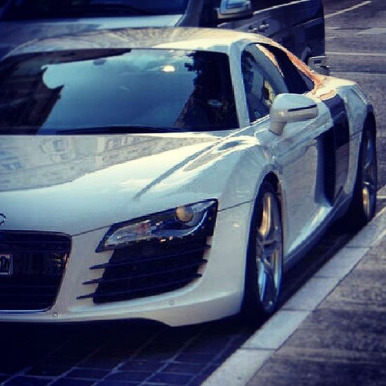Audi R8 enough said... #audi