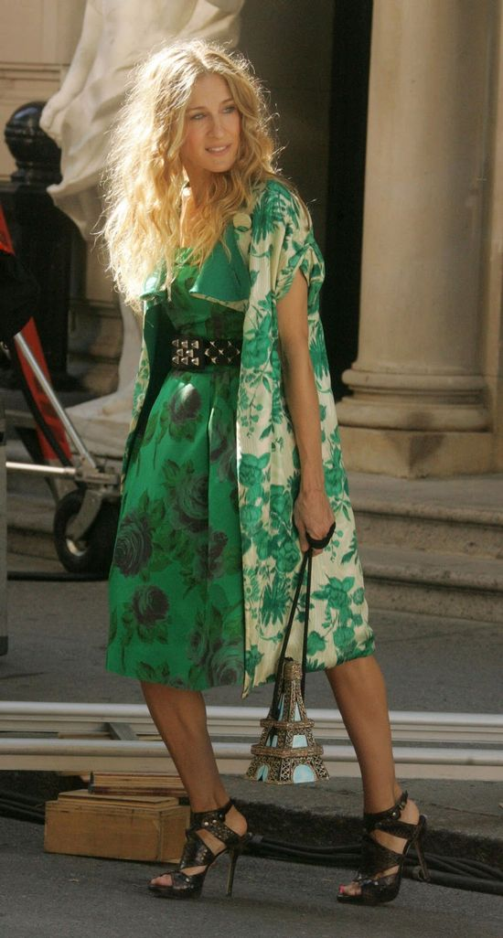 Champagne and Lemonade: Star Style: Carrie Bradshaw