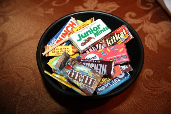 """PDF File for American Girl 18"""" Doll Food (Halloween Candy). $5.00, via Etsy."""