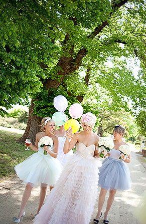 Sweetheart Wedding Dress   Floor Length Ruffled Skirt with by ouma,