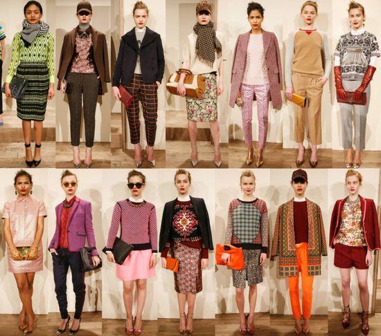 Fall fashion preview - J. Crew 2013.