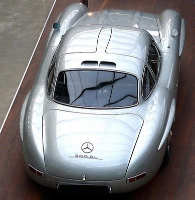300SL Candidate for best rear end ever?