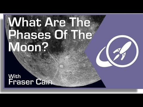 ? What Are The Phases of the Moon? - YouTube...universe today
