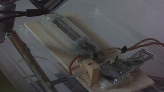 Do-It-Yourself Gadgets: Homemade Railgun