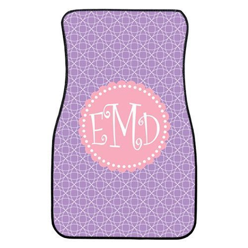 Personalized Monogrammed Custom CAR MATS Choose by PreppyPickle,