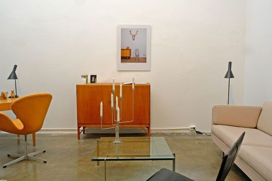 mid century modern furniture interior design histoire