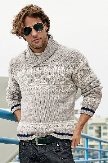 like your sweater! :-)
