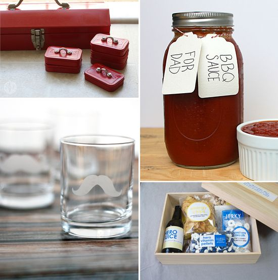 10 DIY Fathers Day Gift Projects