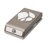 Hand Stamped Style: Blossom Petals XL Punch Art