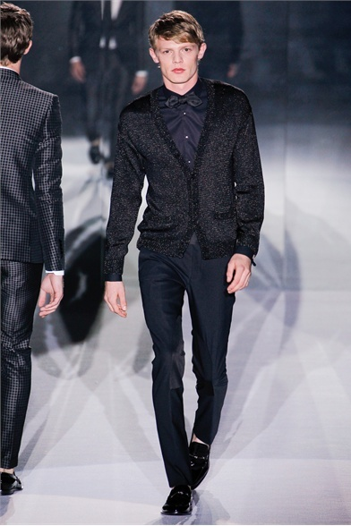 Gucci menswear Spring Summer 2012 collection