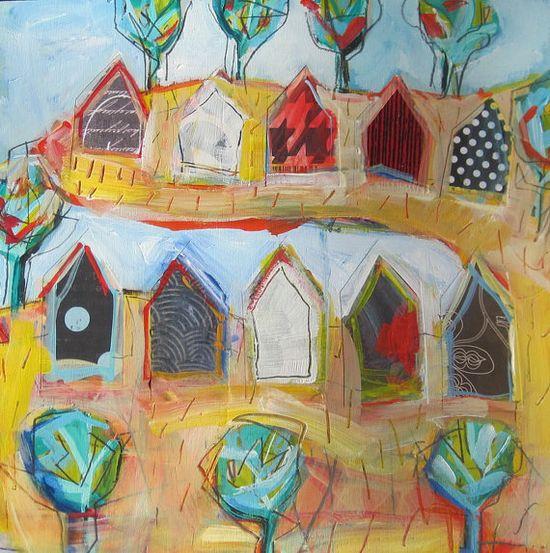 painting, Michelle Daisley Moffitt,etsy