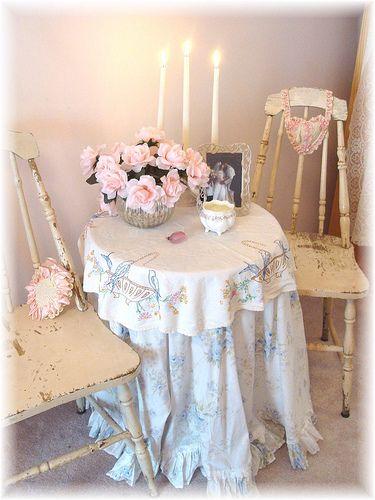 romantic seating