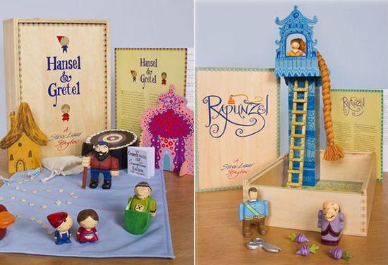 Steve Light Story Boxes