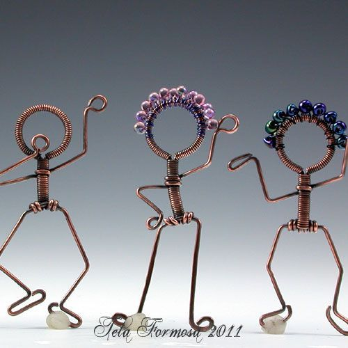 Free tutorial for wire people