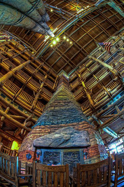 Disney Resorts - Wilderness Lodge