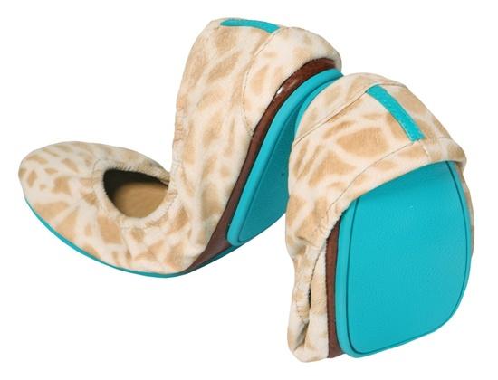 Giraffe #Tieks Ballet Flats