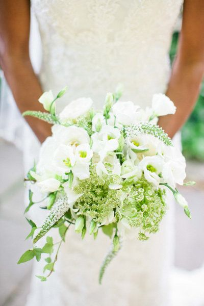 fresh green and white bouquet Photography by Lindsay Madden Photography / lindsaymaddenphot..., Floral Design by Stage Floral Styling / stagefloralstyling.com/ #Bouquets
