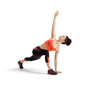 Balance Training: 15 Minute workout/Women's Health Magazine