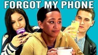 #Funny #Teens Reaction To #Smart #Phones