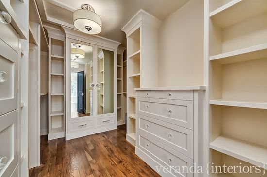 Hillhurst {Custom} Closet // Veranda Estate Homes & Interiors