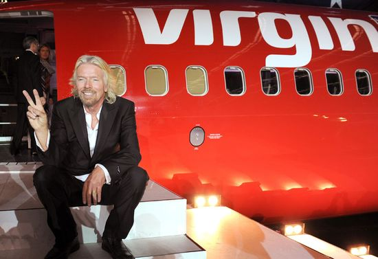 Game Changers: Sir Richard Branson
