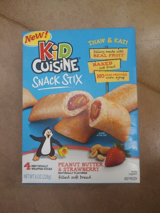 Kid Cuisine Exposed