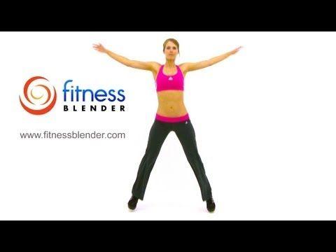 20 Minute Calorie Blasting Cardio Video
