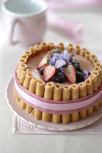 The sweetest cake by abcdinner  on flickr