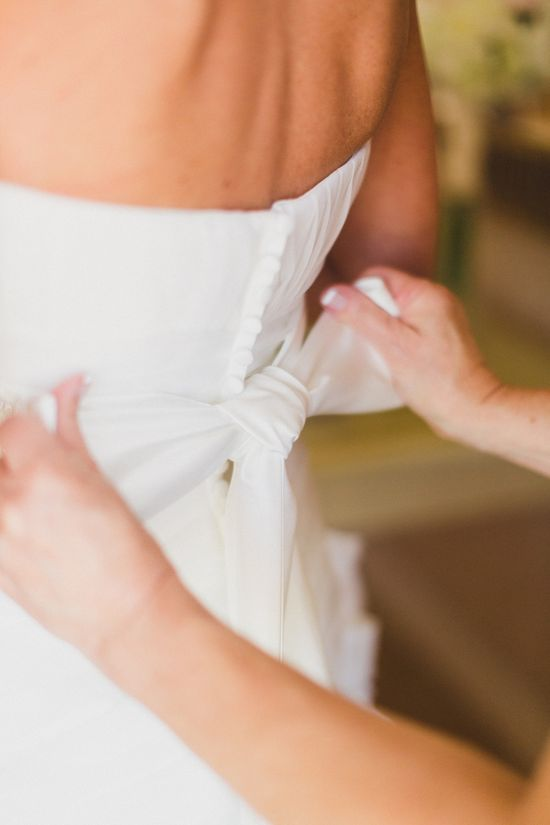 The perfect bow. Photography by taylorlord.com  Read more - www.stylemepretty...