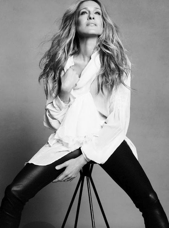 ZsaZsa Bellagio: Glam Gorgeous: Sarah Jessica Parker.
